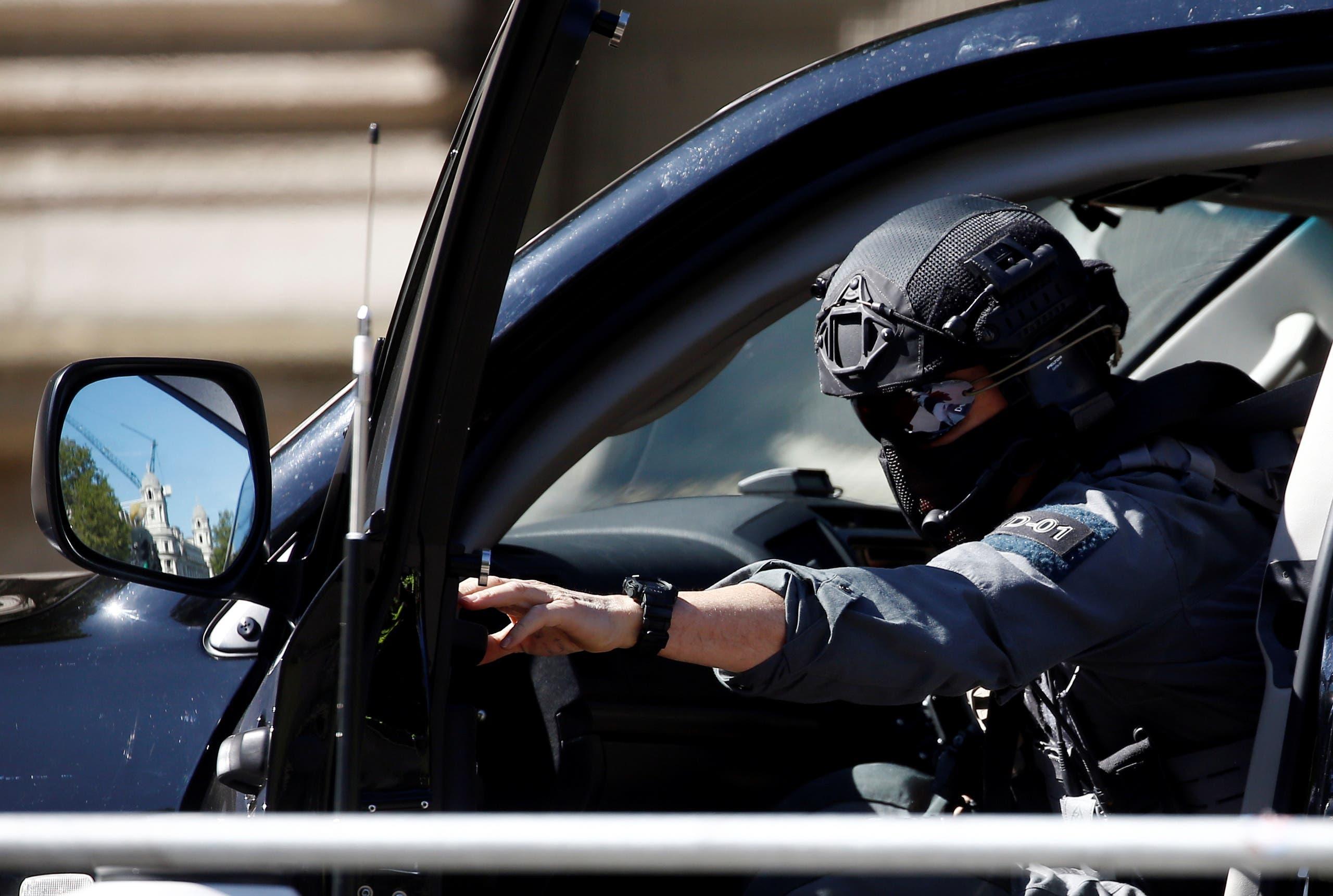 برطانوی پولیس