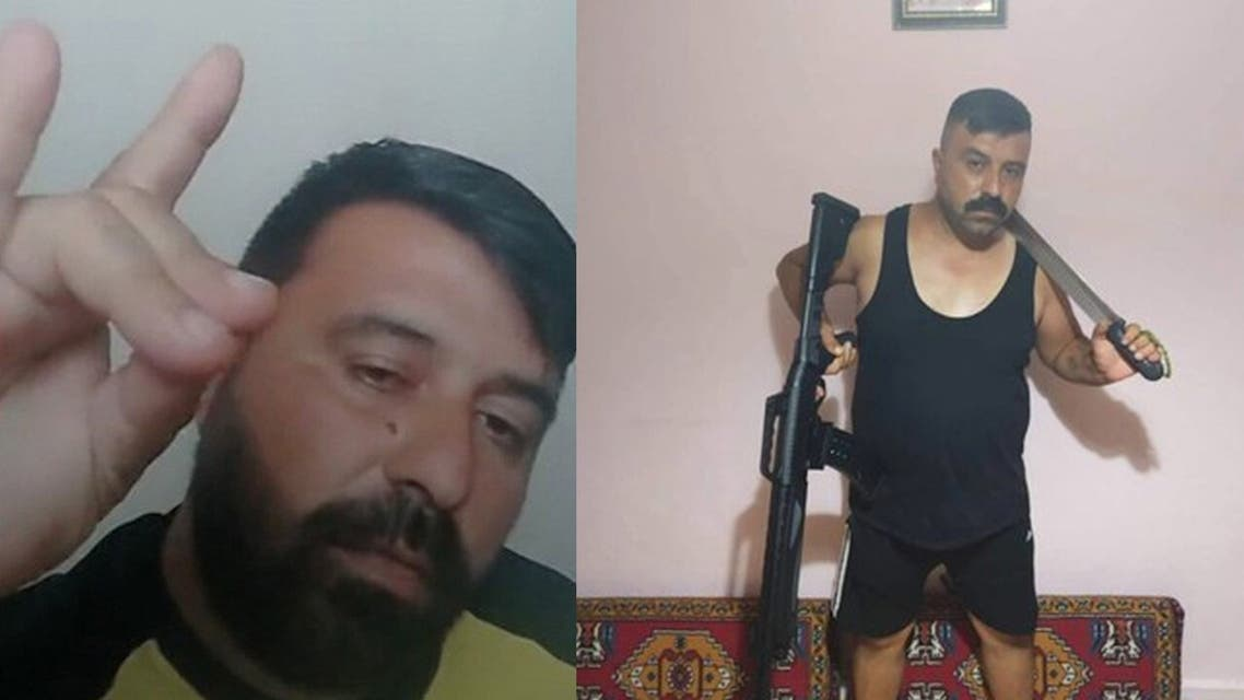 Hasan Tunclar a man arrested in Turkey for abusing his daughter on TikTok live. (Twitter)