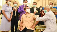 Thai PM gets first shot of AstraZeneca vaccine after safety scare