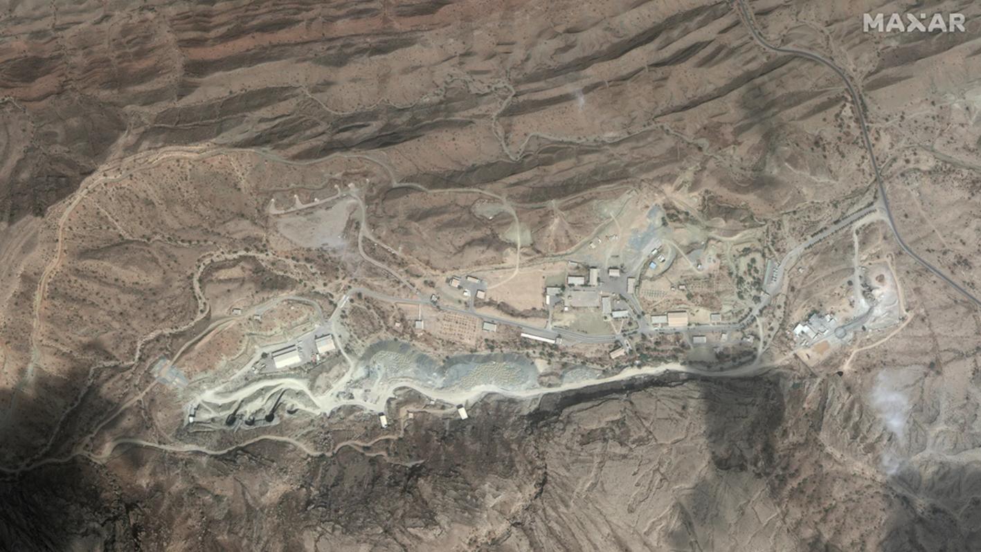 سکوهای جدید در منطقه کوهستانی خورگو