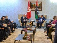 الرئيس التونسي يؤكد ضرورة تجاوز كل الخلافات مع ليبيا