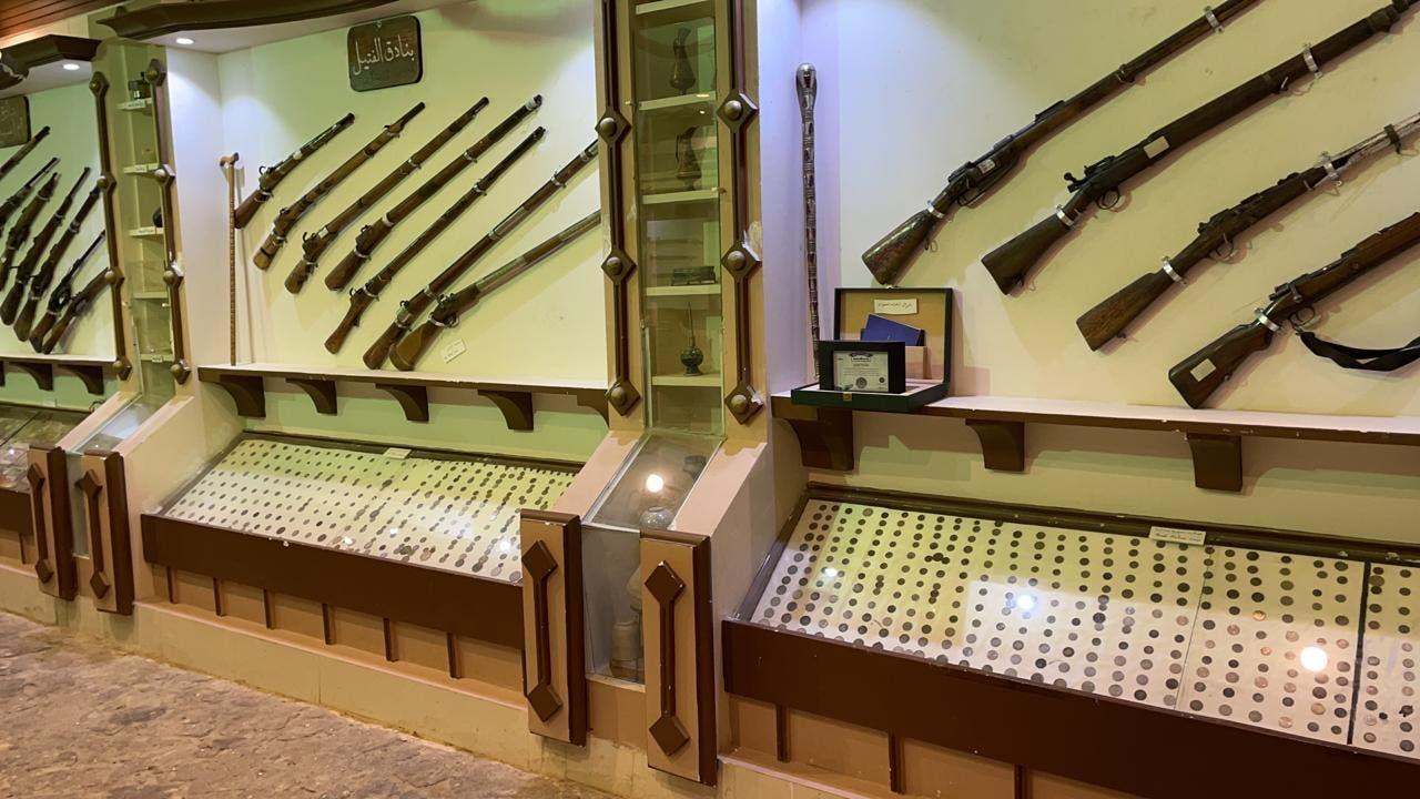 سعودی عرب سے تعلق رکھنے والے ایک شہری نے اپنے گھر میں وسیع وعریض میوزیم قائم کر کے سب کو حیران کر دیا