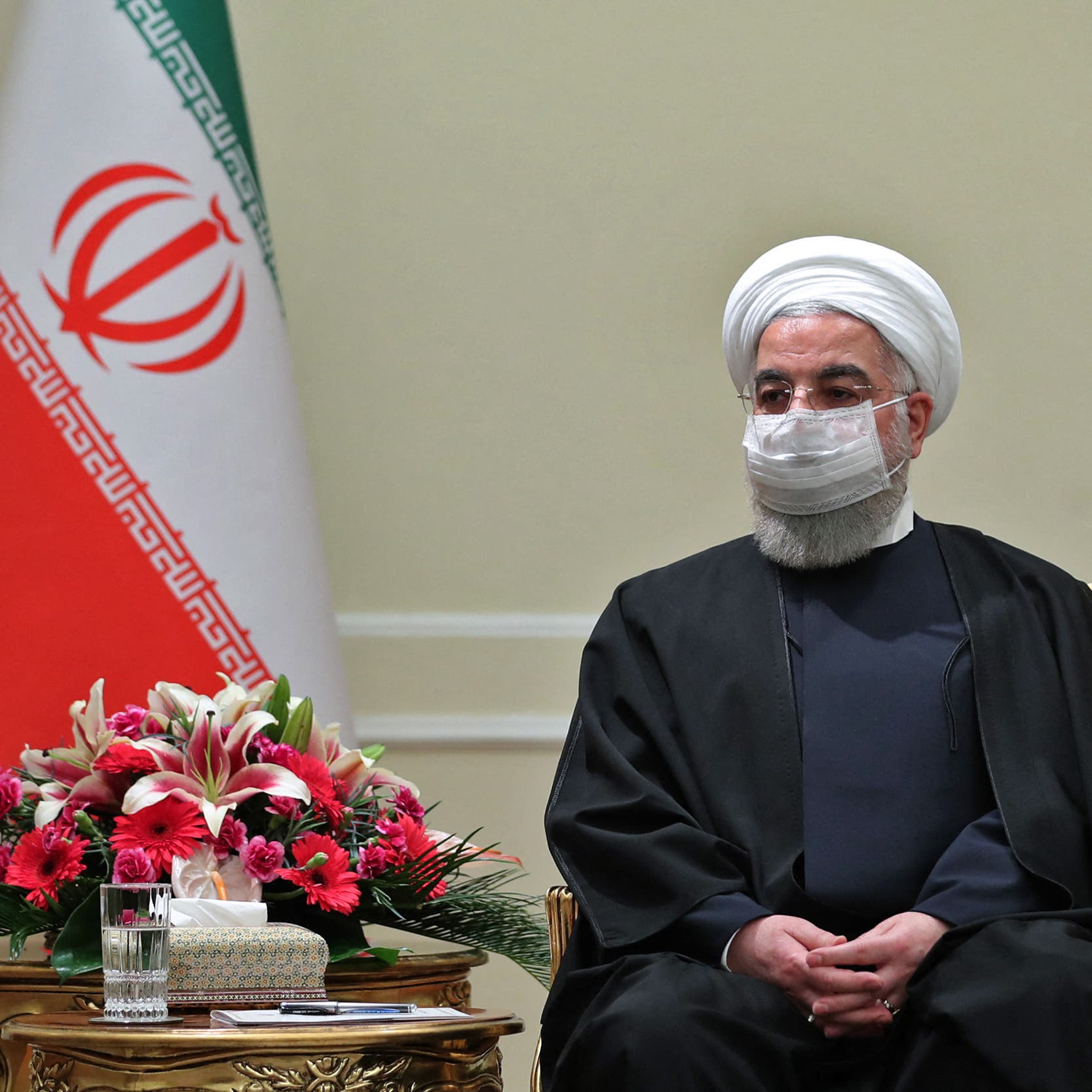 روحاني يتهم المتشددين في إيران بتقويض رفع العقوبات الأميركية