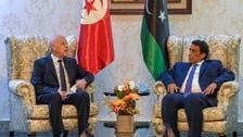 الرئيس التونسي: حان الوقت لتجاوز كل الخلافات مع ليبيا