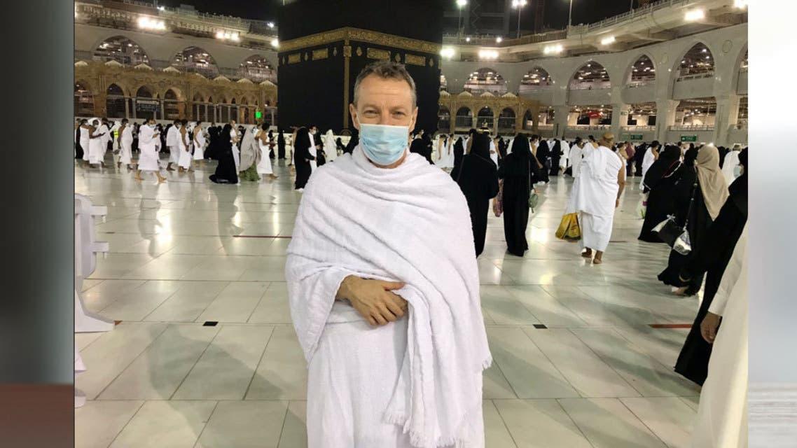 سعودی عرب میں تعینات برطانوی قونصل جنرل