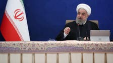Iran's President Rouhani says enrichment plans an answer to 'evilness'