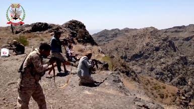عملية عسكرية واسعة للجيش اليمني في جنوب وشرق تعز