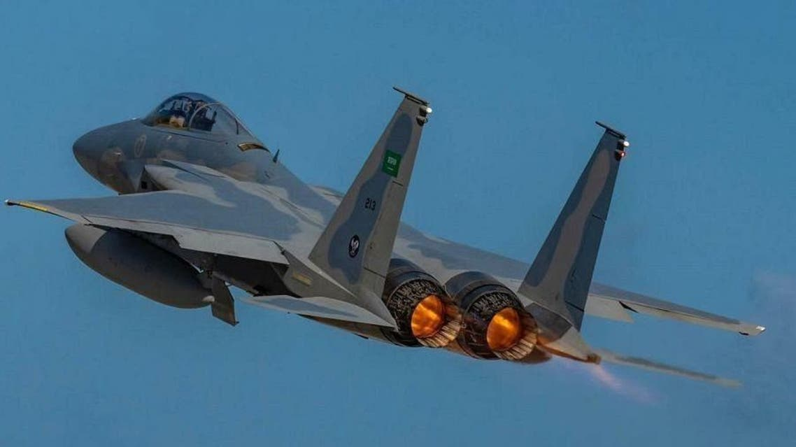 Royal Saudi Air Force begin Falcon Eye 1 drills in Greece over the Mediterranean
