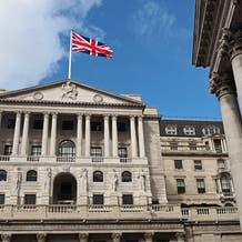 بنك إنجلترا يبقي دعمه القوي للاقتصاد على الرغم من تعافيه من أزمة كورونا