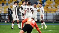 روما يهزم شاختار مجدداً ويتأهل إلى ربع نهائي الدوري الأوروبي