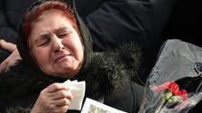 أسر ضحايا الأوكرانية: يجب معاقبة الحرس الثوري دوليا