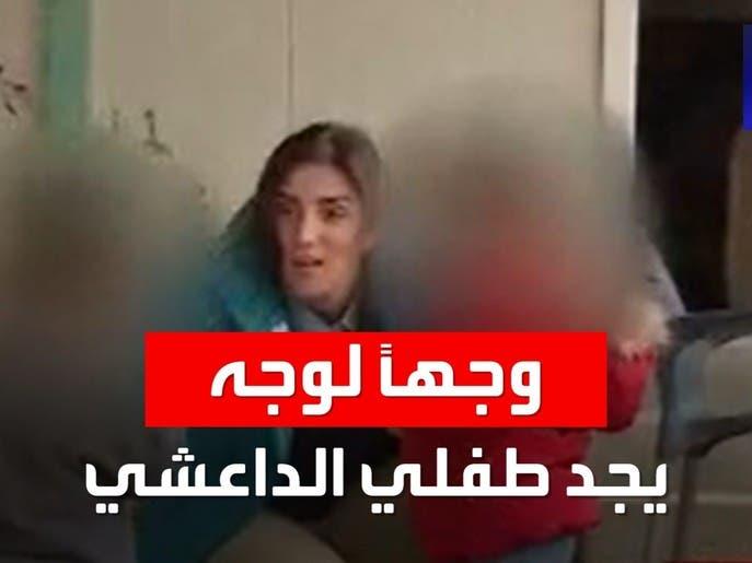 """الحلقة 10 من وجهاً لوجه: فرقتهم الحرب في سوريا.. """"الحدث"""" تجد طفلين يبحث عنهما جديهما"""