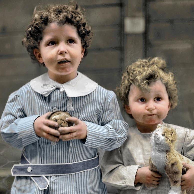يتيما تيتانيك.. قصة طفلين ركبا السفينة دون علم أمهما