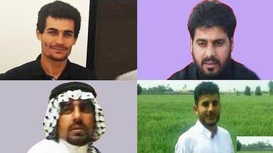 عفو بینالملل: مقامات ایران اجساد 4 فعال عرب اهوازی اعدام شده را مخفی کردهاند