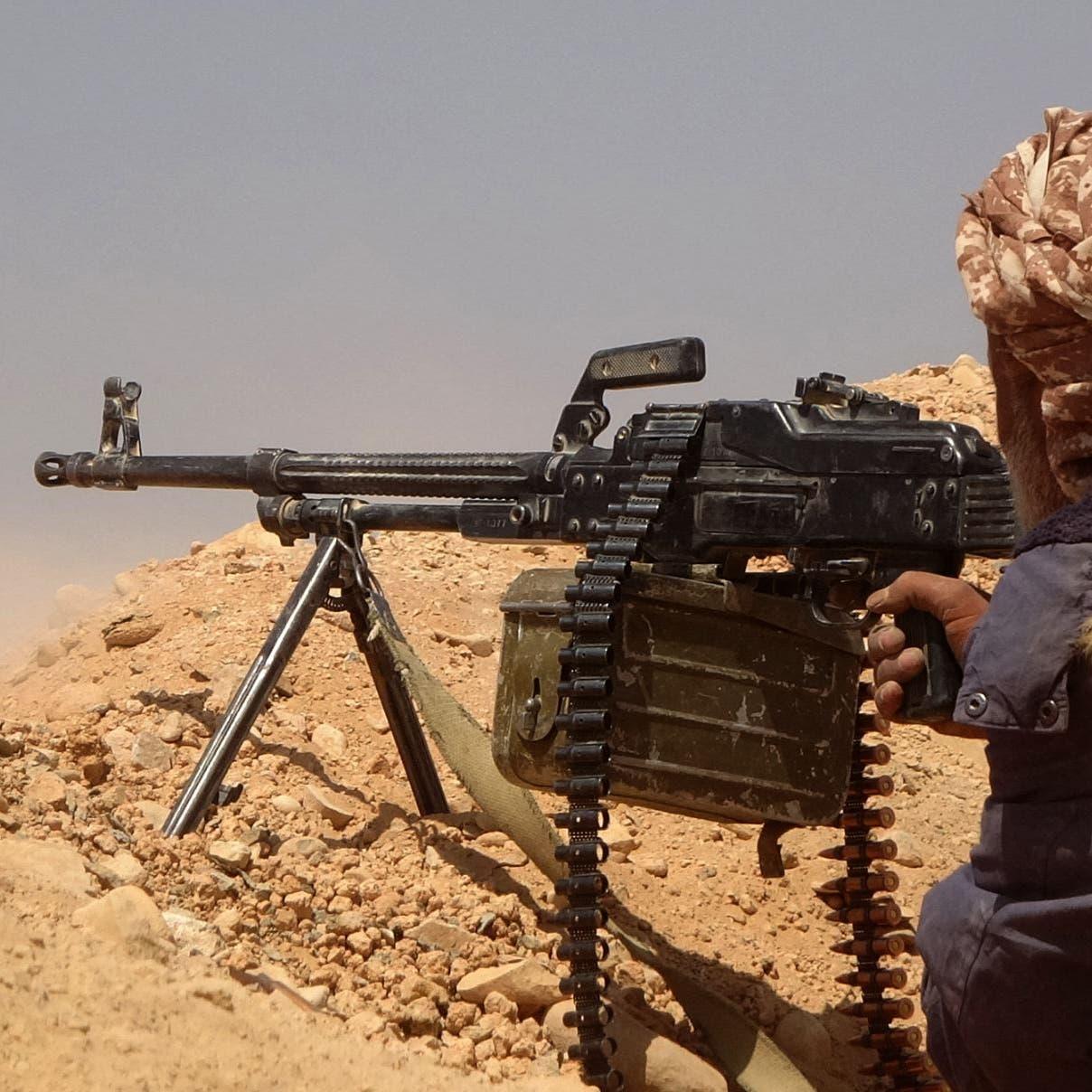 مأرب.. الجيش يسيطر على مواقع هامة والتحالف يستهدف الميليشيات