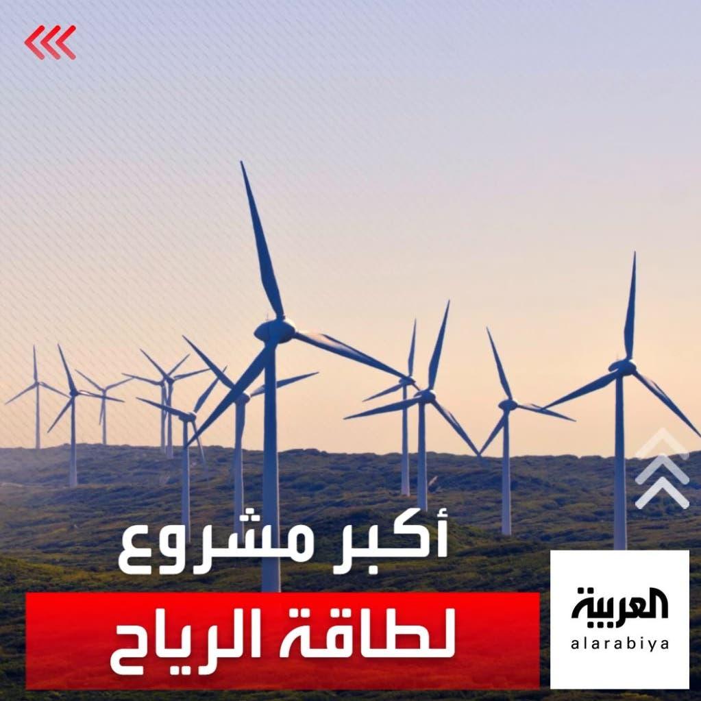 الانتهاء من بناء أكبر مشروع لطاقة الرياح في أوروبا