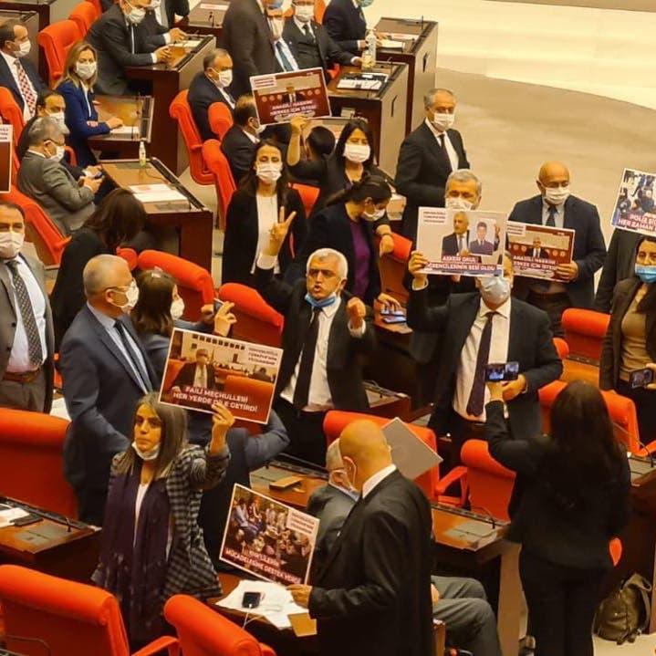 الشعوب الديمقراطي لحليف أردوغان: لا جدوى من إغلاق حزبنا