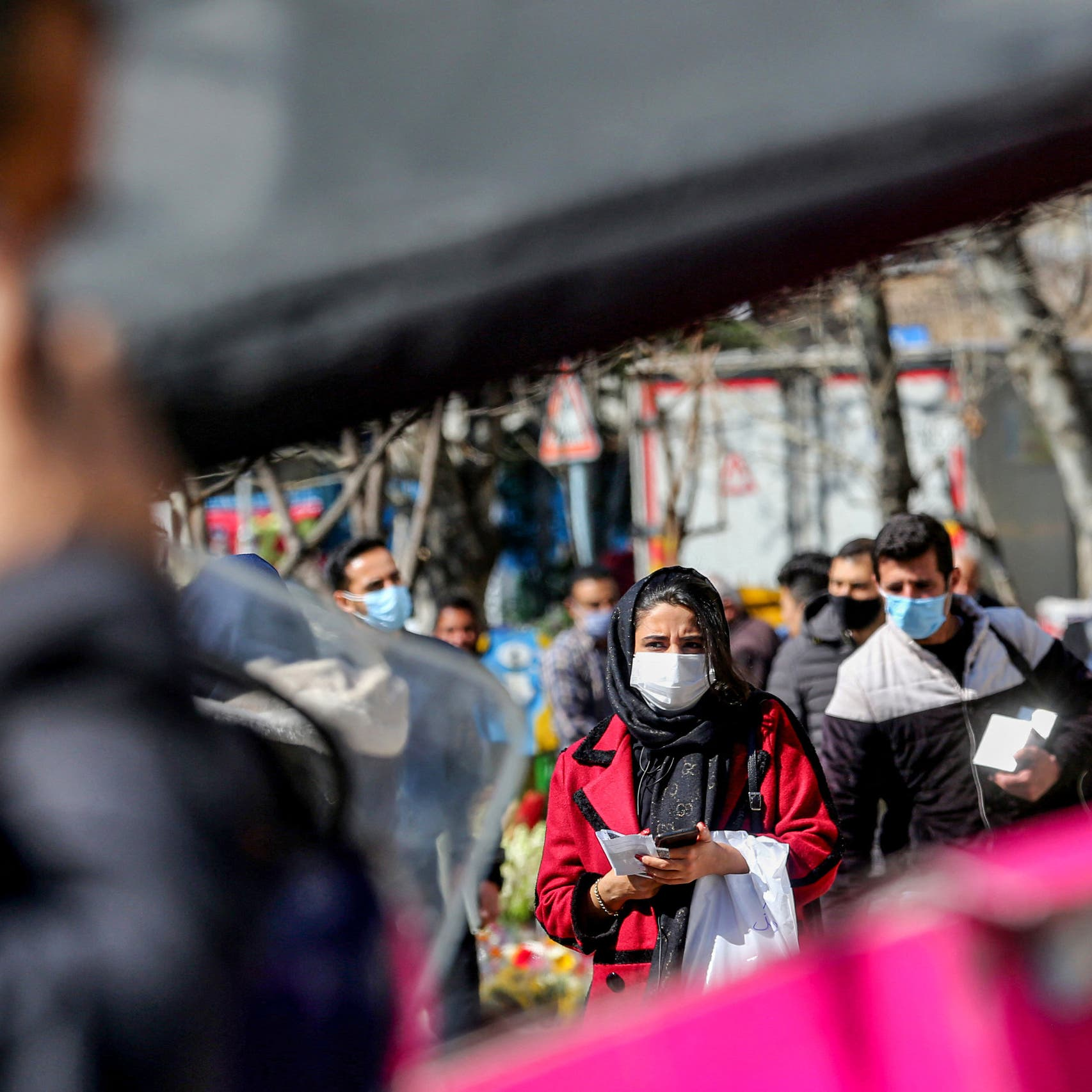 استطلاع يكشف.. 75% من الشعب الإيراني يريد تغيير النظام