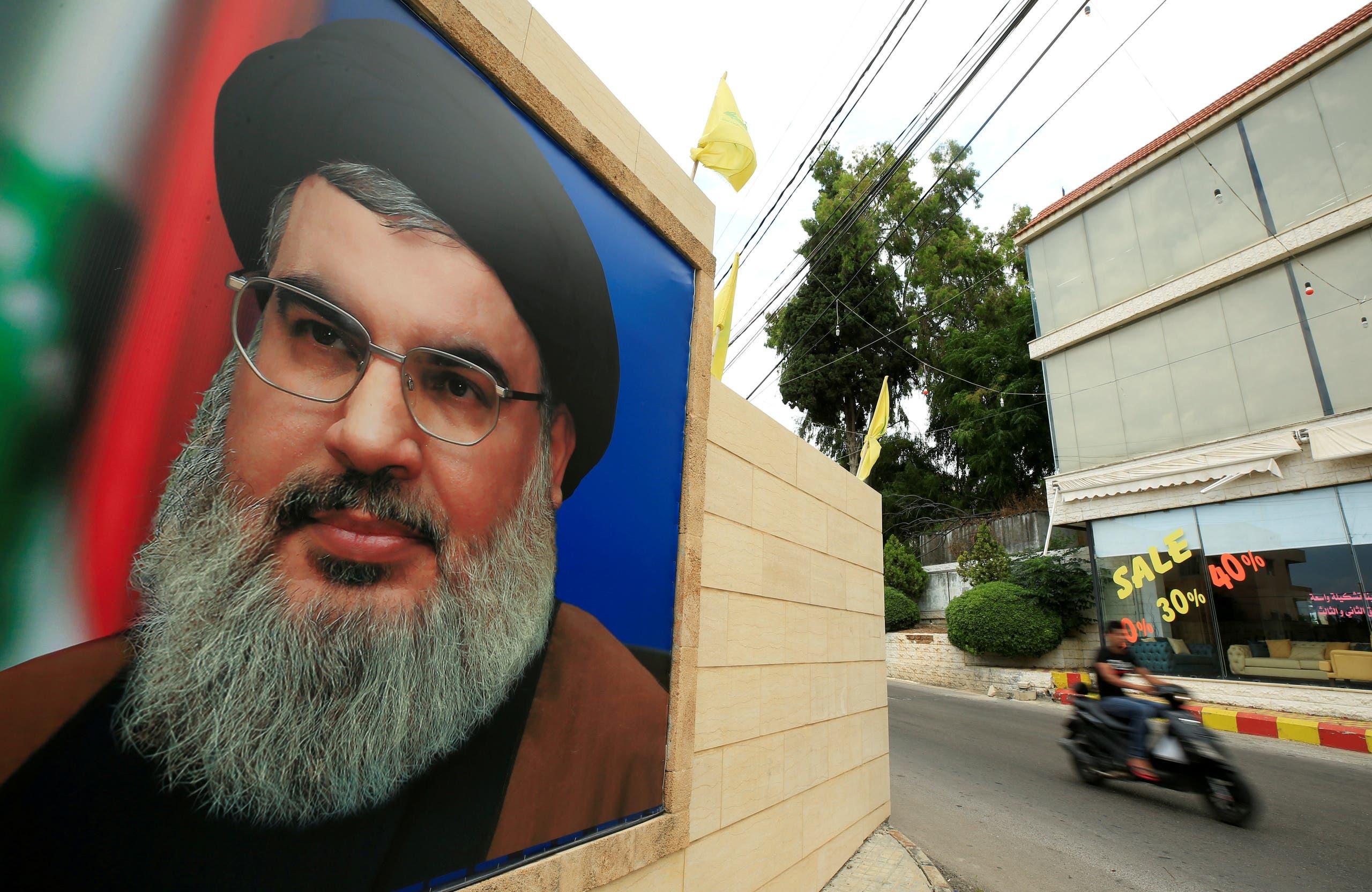 Hezbollah leader Hassan Nasrallah (archive - Reuters)