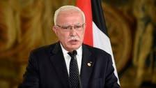 Israel seizes 'VIP border pass' of Palestinian FM Riyad al-Maliki over ICC meeting