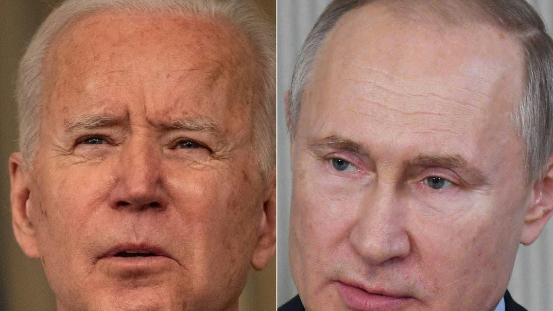 Biden and Puten