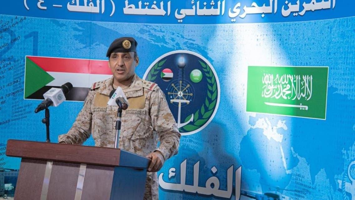 من انطلاق المناورات المشتركة بين السعودية والسودان