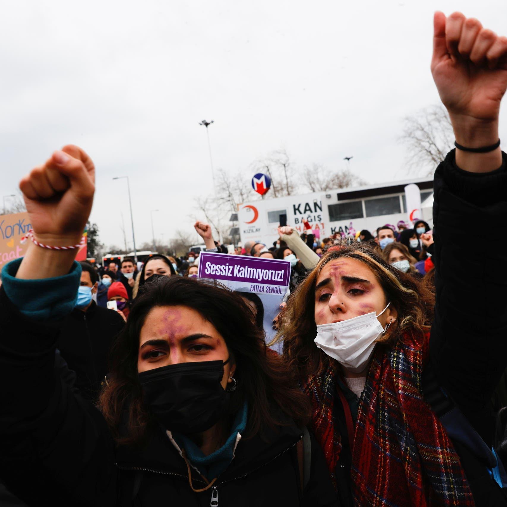 غضب ضد أردوغان .. وتنبيه من كارثة على ملايين النساء
