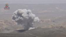 ویدیو؛ کشته شدن بیش از 30 شبه نظامی حوثی در حمله ناکام به مأرب