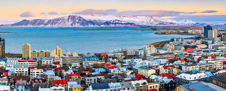 ایسلند دومین کشور خوشبخت در جهان