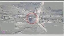 ويديو؛ ائتلاف عربی کارگاههای موشک، پهپاد و زاغههای حوثیها را منهدم کرد