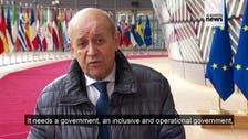 یورپی یونین بدترین اقتصادی بحران سے دوچارلبنان کی مدد کرے:فرانسیسی وزیرخارجہ