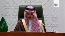سعودی وزیرخارجہ ایران سے ابتدائی مذاکرات میں پیش رفت کے بارے میں خوش اُمید
