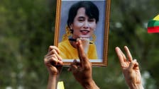 Myanmar military airs on TV allegations of corruption, bribery against ousted Suu Kyi