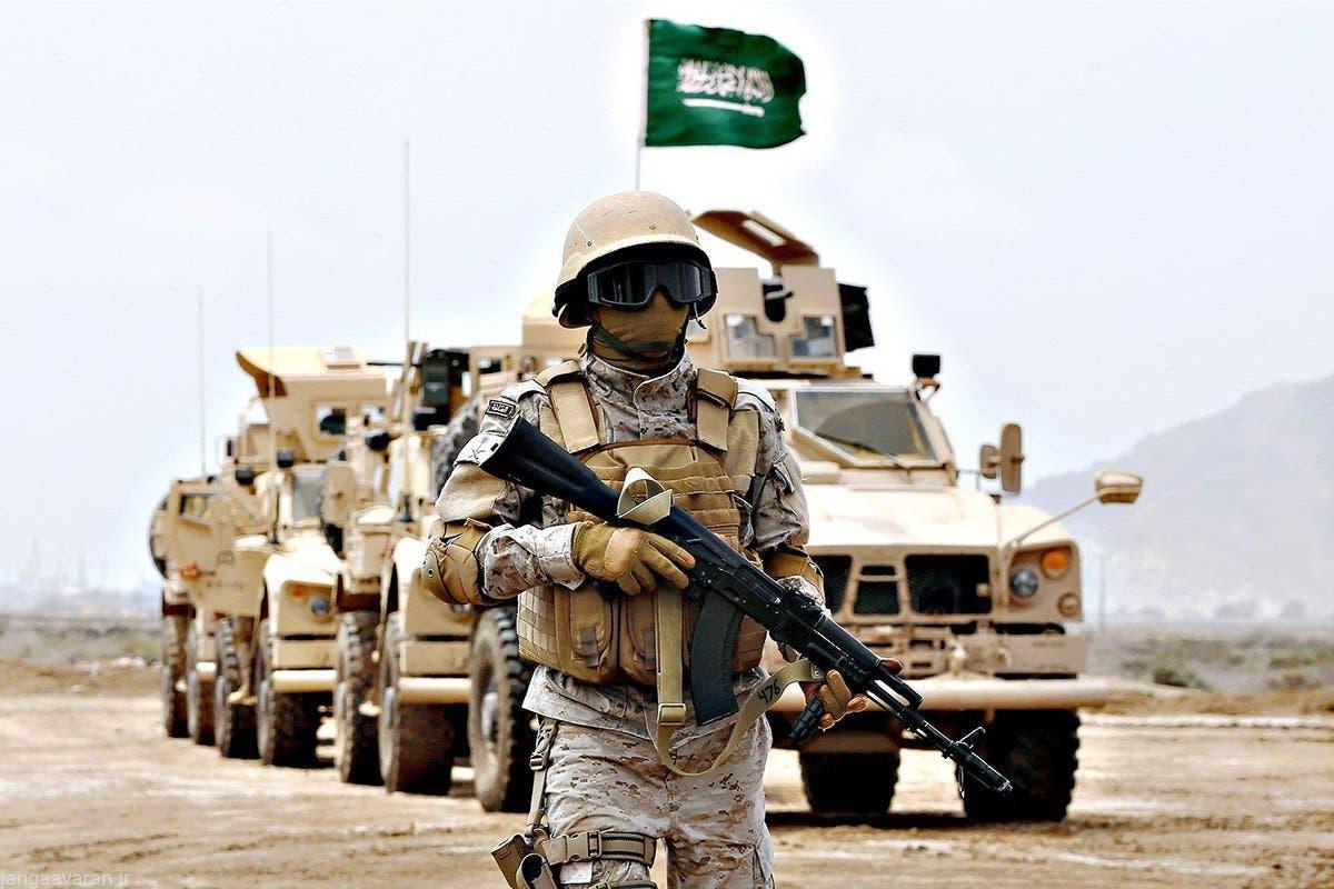 ارتش سعودی