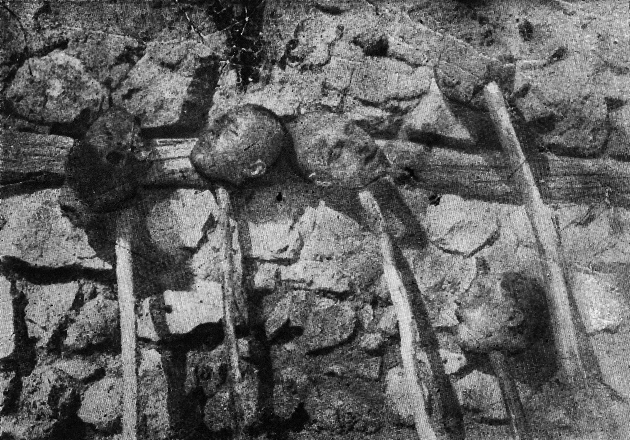 تصاویری از نسل کشی ارامنه در سال 1915 توسط  عثمانی