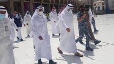 وزير الحج والعمرة السعودية يتفقد مراكز استقبال المعتمرين