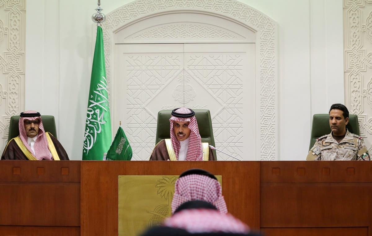 شاهزاده فیصل بن فرحان وزیر خارجه سعودی