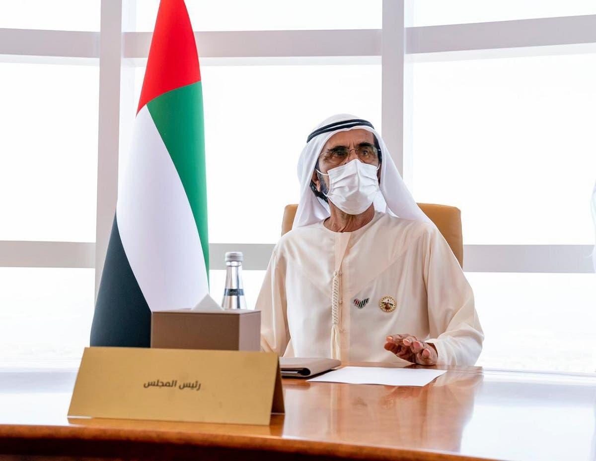 Sheikh Mohammed bin Rashid Al Maktoum, Ruler of Dubai, Vice President and Prime Minister of the UAE. (Twitter)