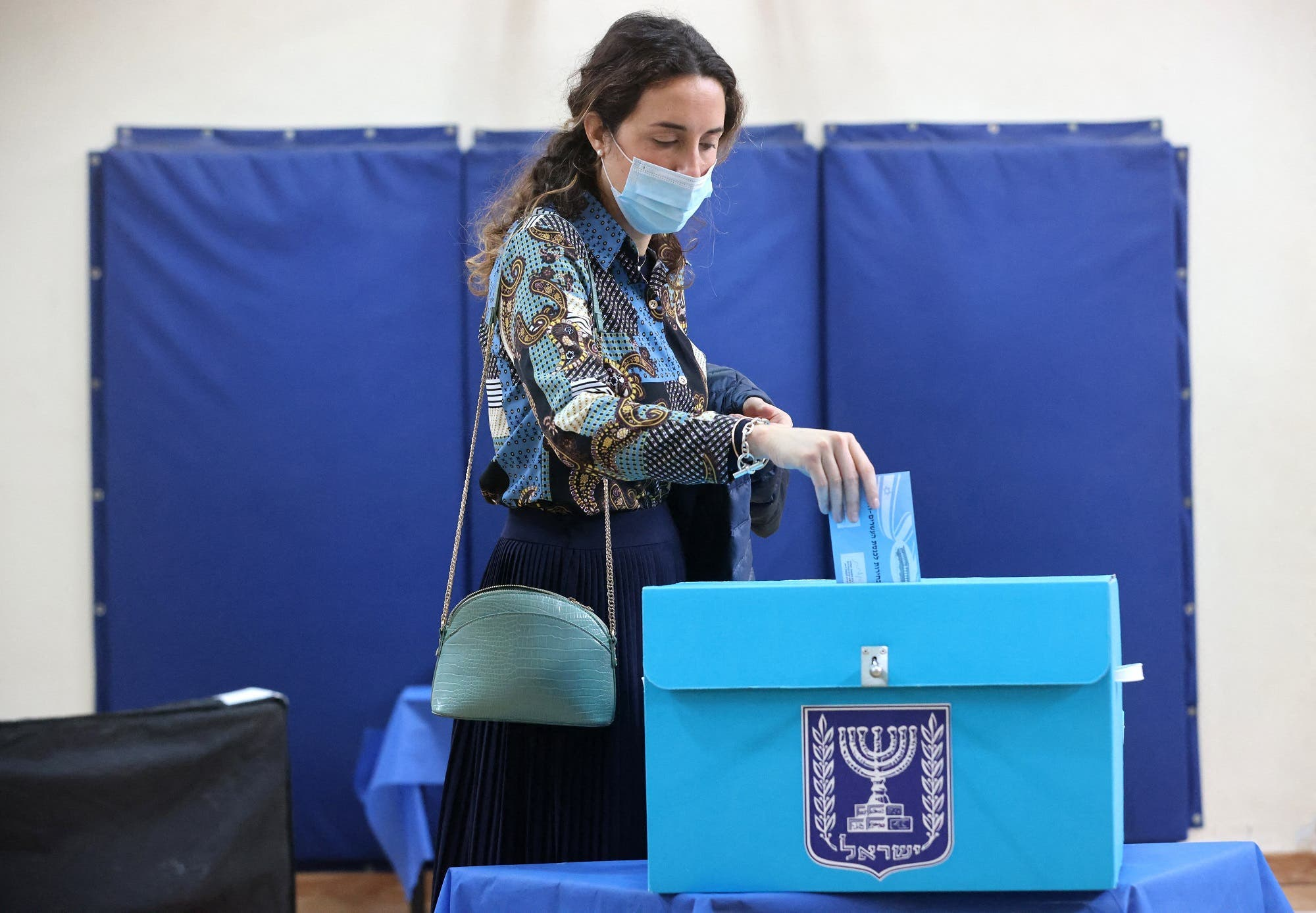 سومین دور انتخابات اسرائیل