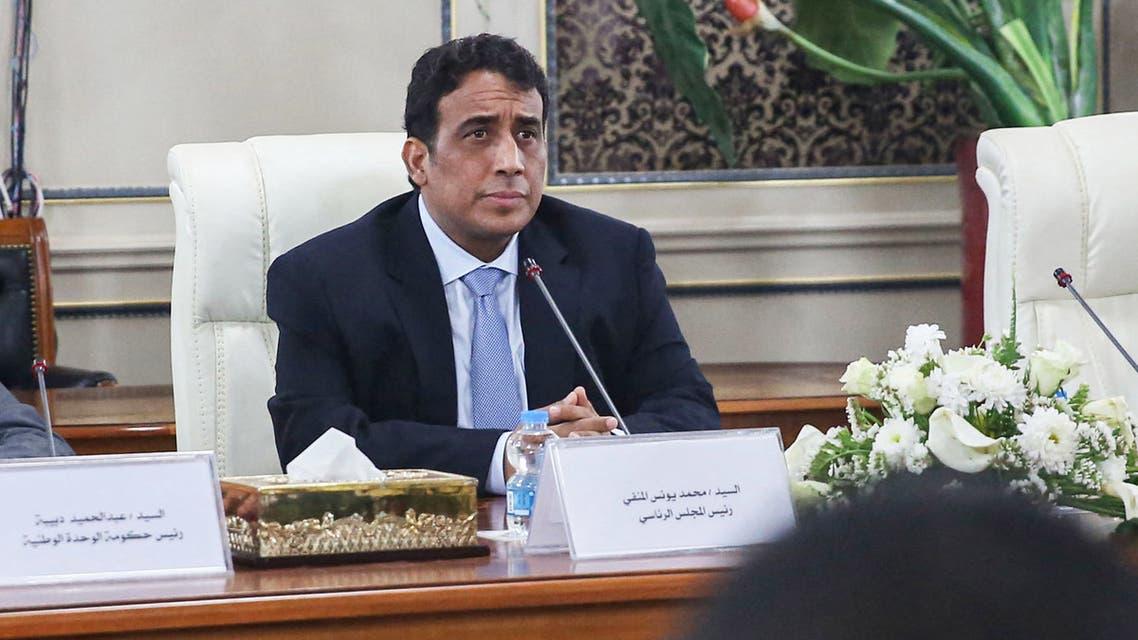 محمد المنفي (أرشيفية- فرانس برس)