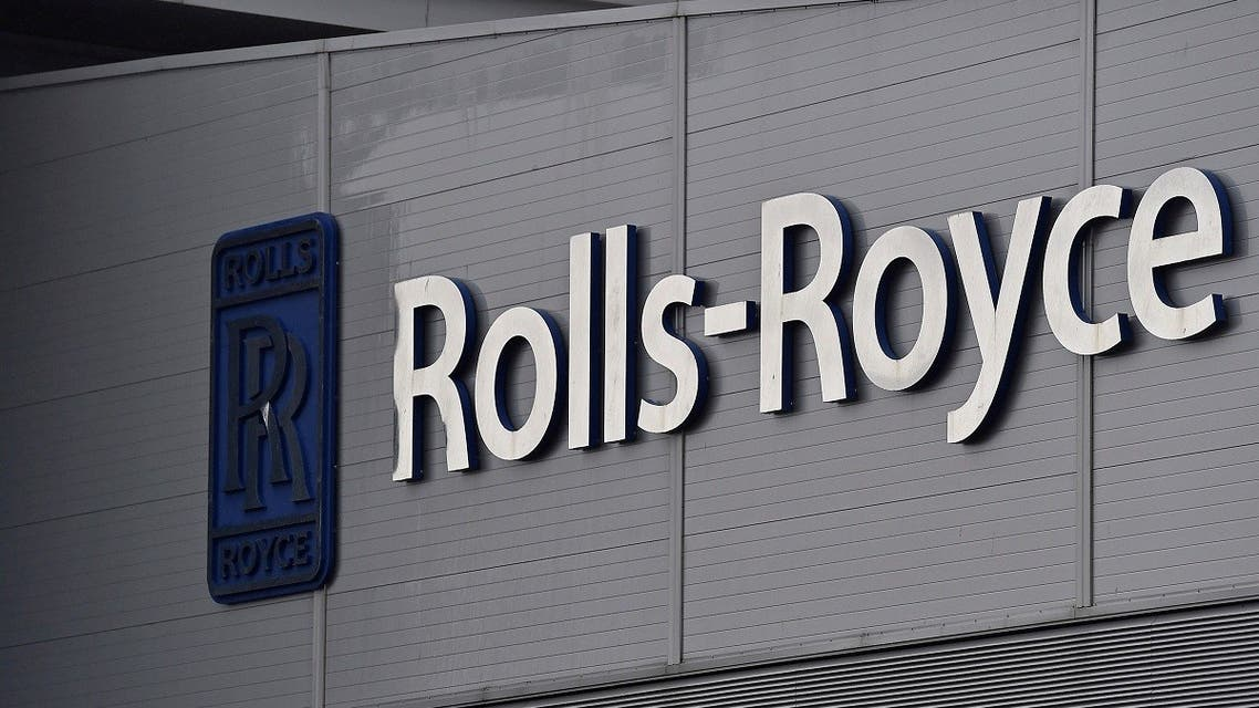 A Rolls-Royce logo is seen at the company's aerospace engineering and development site in Bristol, Britain. (File Photo: Reuters)