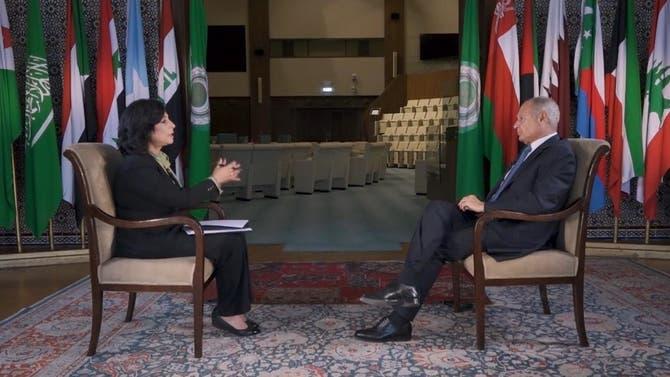 مقابلة خاصة مع الأمين العام لجامعة الدول العربية أحمد أبو الغيط