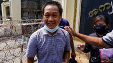 Associated Press journalist released from Myanmar detention