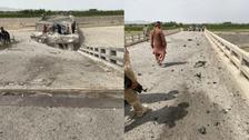 یک پل بزرگ در قندهار با انفجار خودرو بمبگذاری شده تخریب شد