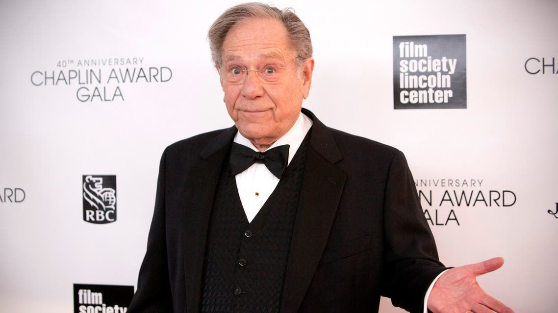 Actor George Segal attends the 40th Anniversary Chaplin Award Gala at Avery Fisher Hall at Lincoln Center for the Performing Arts in New York. (Reuters)