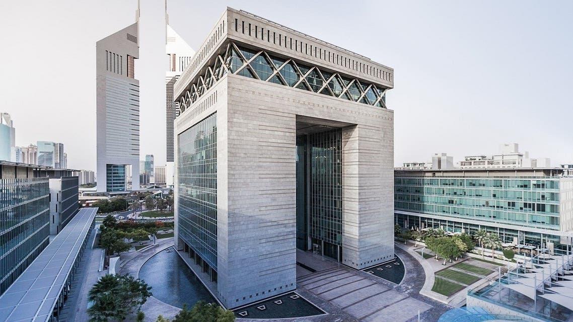 The iconic Gate Building in Dubai International Financial Centre (DIFC) will be the new venue for Art Dubai 2021. (File photo)