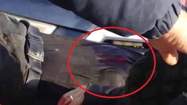 شاهد لحظة اغتيال ضابط الإعدامات بليبيا.. دماء ورصاص بالصدر