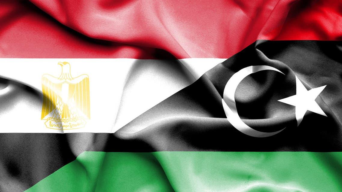 ليبيا مصر