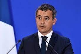 وزير داخلية فرنسا