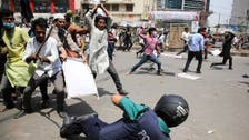 Bangladesh police fire tear gas, rubber bullets as anti-Modi protest turns violent
